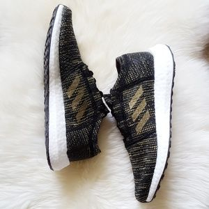 ADIDAS WOMENS RUNNING PUREBOOST GO SHOES